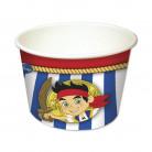 8 coppette per gelato Jake e i Pirati™