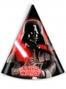 6 Cappellini per festa Star Wars™