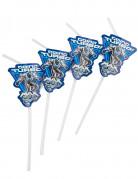 6 cannucce supereroe Max Steel™
