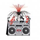 Centrotavola stereo ghetto Anni '80