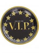 8 piatti in cartone VIP