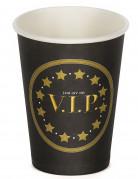8 Bicchieri di carta VIP 25 cl