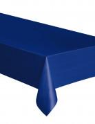Tovaglia in plastica blu oltremare da 137 x 274 cm