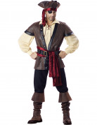 Costume Premium da pirata per uomo