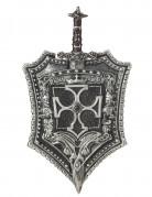 Spada e scudo da crociato