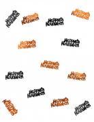 Coriandoli con scritta Happy Halloween