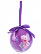 Decorazione palla di Natale Frozen <br />- Il regno di ghiaccio