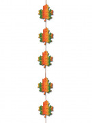 Sospensione con 9 foglie autunnali