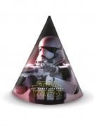 6 originali Cappellini per feste Star Wars VII™