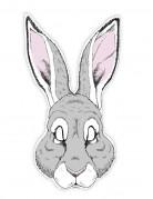 Maschera in carta da coniglio
