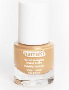 Smalto per unghie 7,5 ml Namaki Cosmetics ?a base di acqua oro