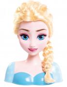 Testa giocattolo da pettinare: Elsa Frozen