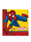 Lotto di 20 tovagliolini Ultimate Spiderman Power™ 33 cm
