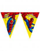 Ghirlanda Ultimate Spiderman Power™ 2,3m bandiere
