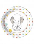 8 piatti Disney Baby™ in cartone