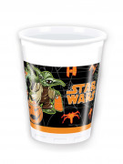 8 bicchieri Star wars™ per Halloween