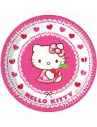 Confezione di 8 piatti di carta  Hello Kitty™