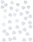 Coriandoli piccoli cuori bianchi