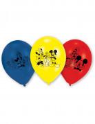 6 palloncini in lattice Topolino™