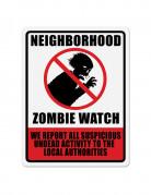 Decorazione zombie per Halloween