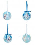 4 palline di Natale di Olaf™