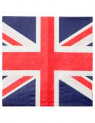 20 tovaglioli di carta Regno Unito