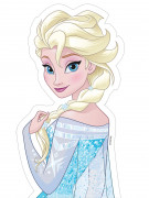 Foglio di ostia Elsa di Frozen™