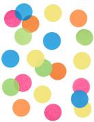 Coriandoli da lanciare di carta multicolore