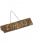Pannello da appendere Zombies Halloween