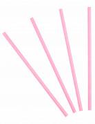 20 cannucce di cartone rosa chiaro