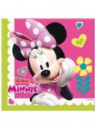 20 tovaglioli di carta Minnie Happy™