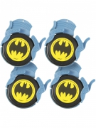 4 mini lancia dischetti Batman™