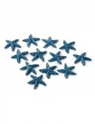 12 stelle marine adesive blu