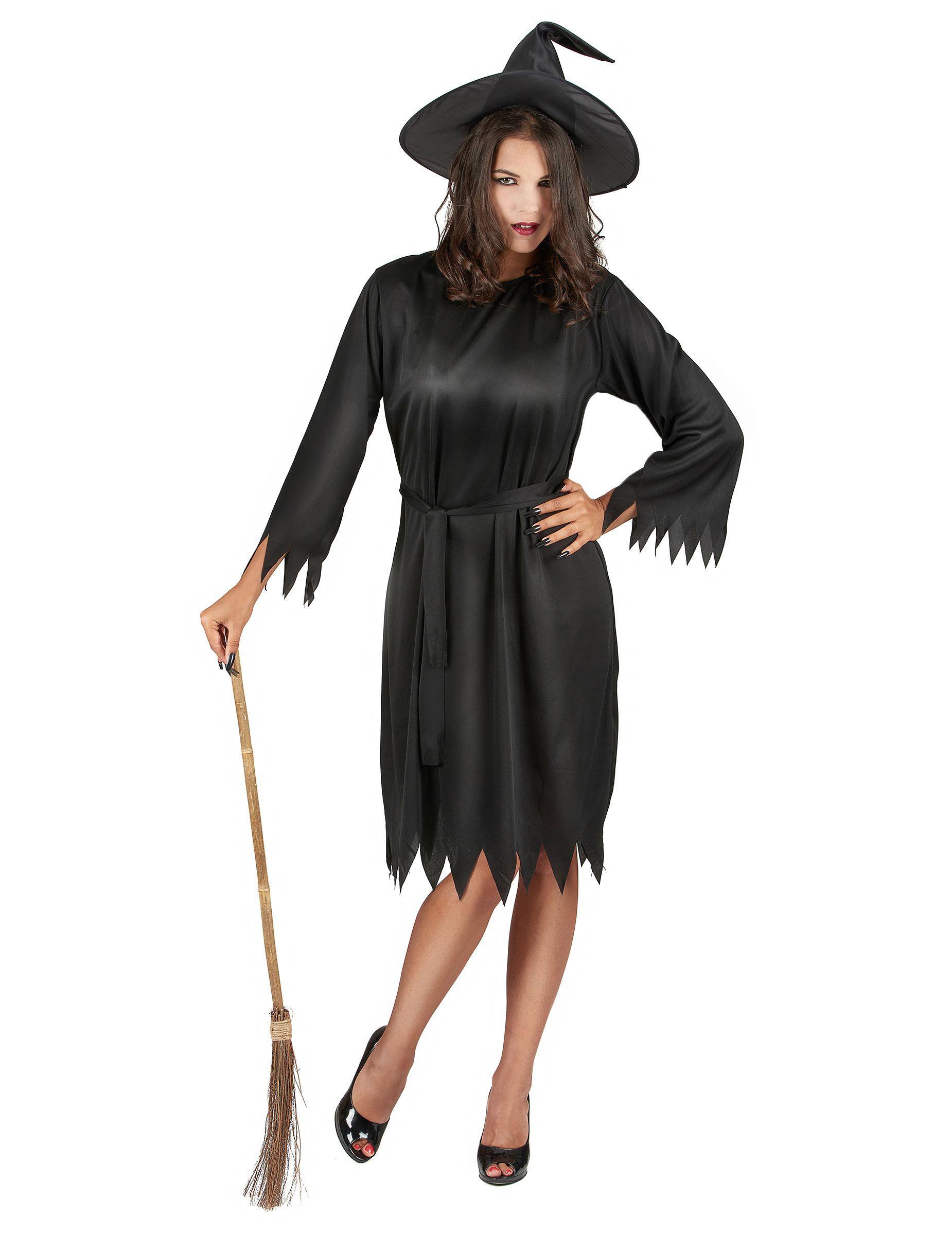 Vestiti Halloween Strega.Costume Da Strega Donna Halloween Su Vegaooparty Negozio Di Articoli Per Feste