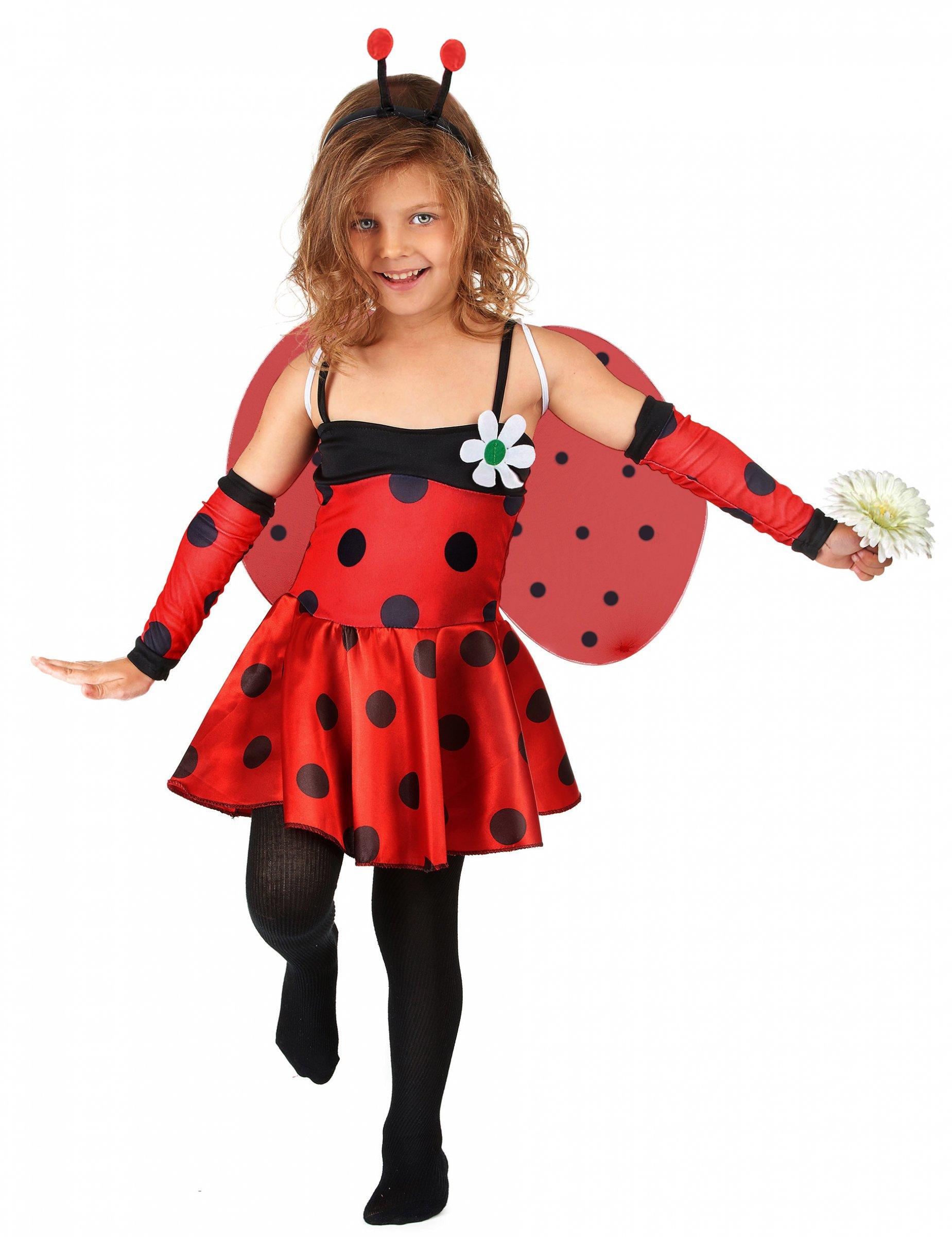 Costume da coccinella per bimba su VegaooParty f8462b4ad7c