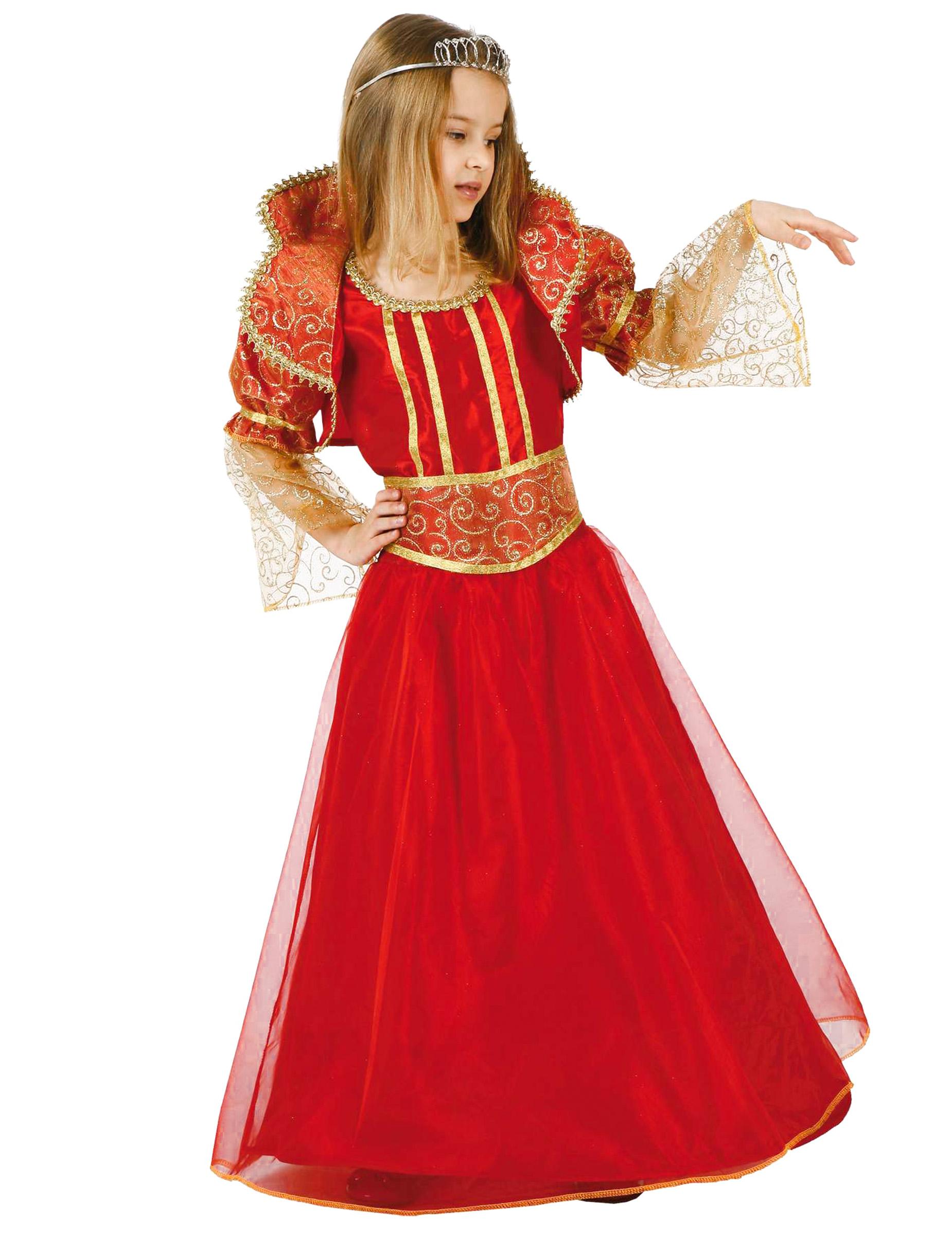 Vestito Carnevale Rosso – Galleria di immagini degli accessori a7eceb121ae7