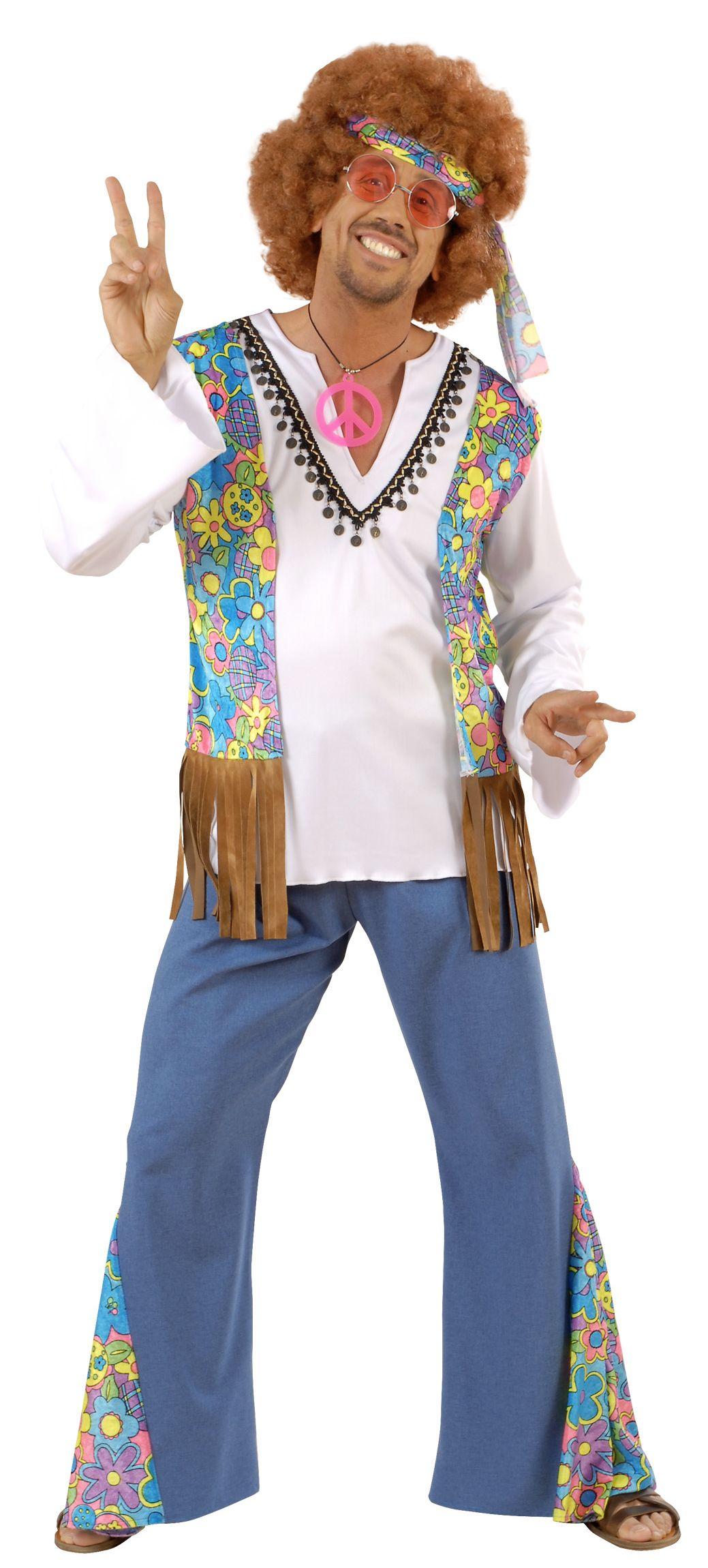 3cab78a08488 Costume da hippie per uomo su VegaooParty