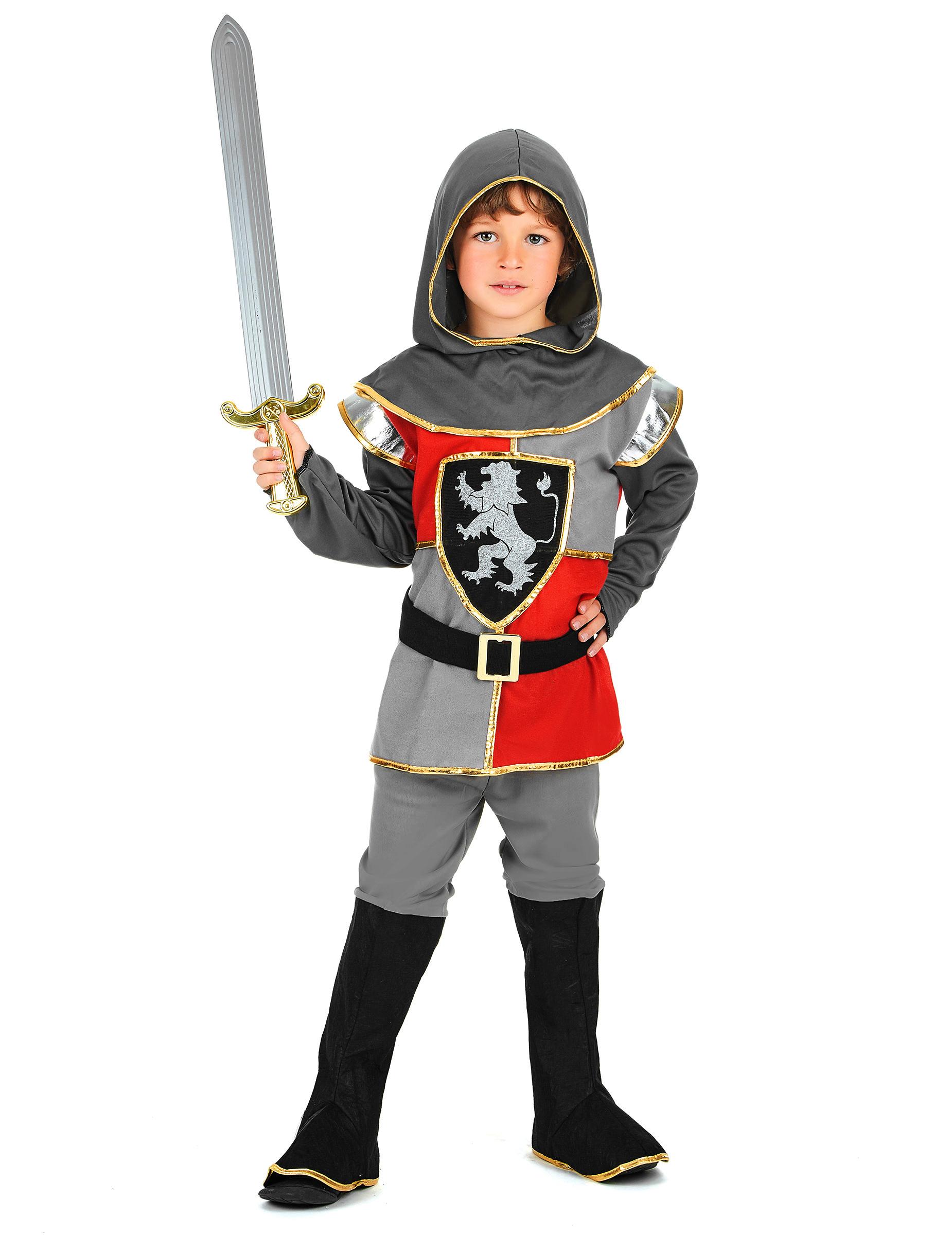 Vestito Cavaliere Bambino.Costume Da Cavaliere Medievale Bambino Su Vegaooparty Negozio Di Articoli Per Feste