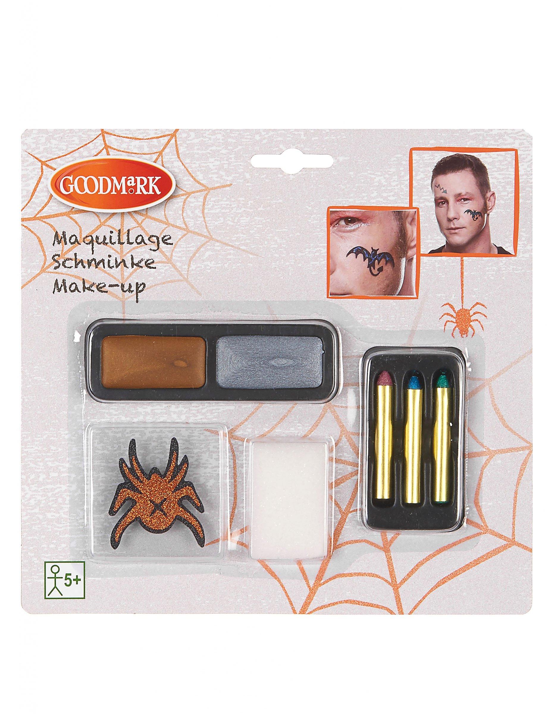 Trucco glamour e tatuaggi per Halloween su VegaooParty e78287e7ab0b