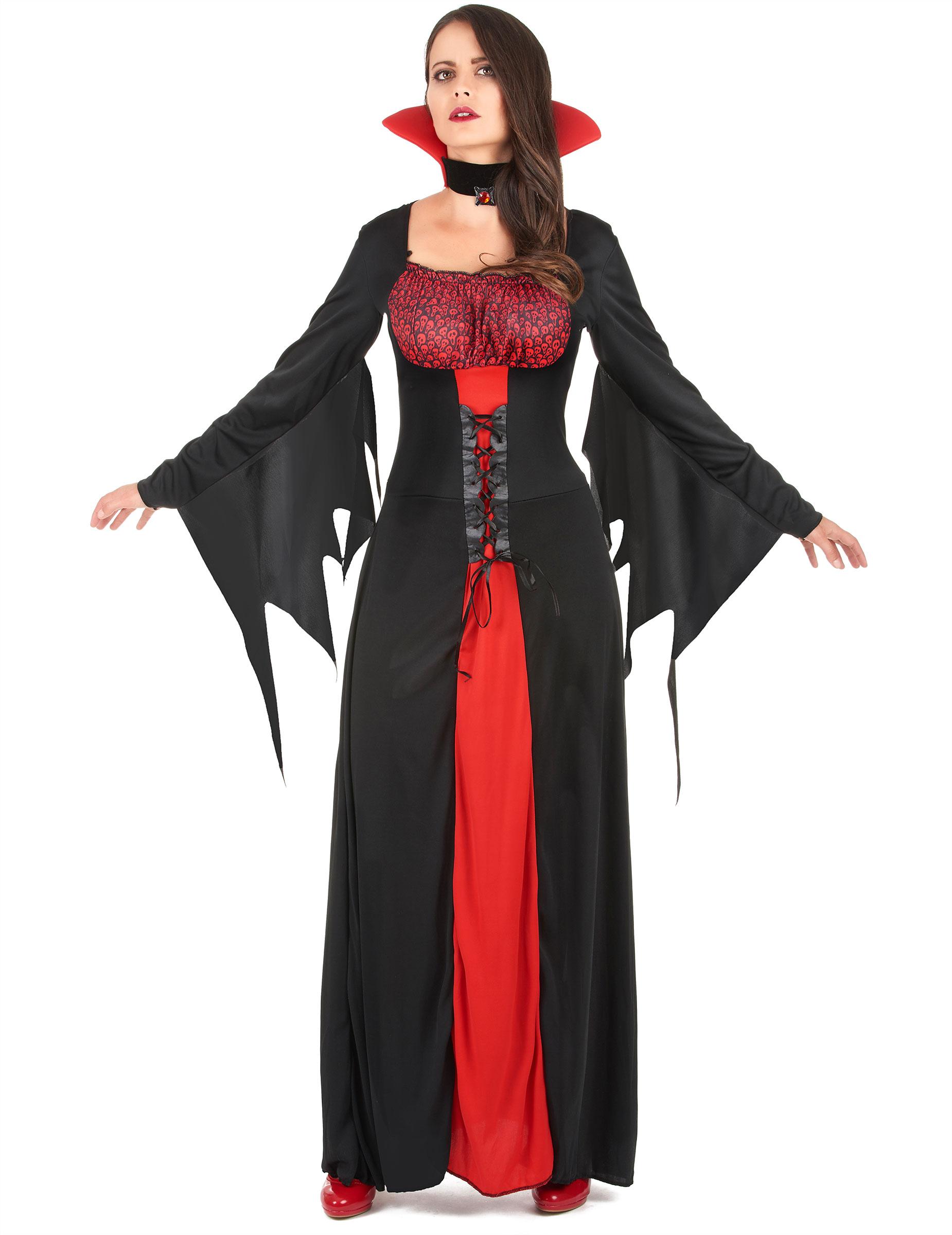 Costume da vampiro per donna Halloween su VegaooParty 36a20e79ffd4