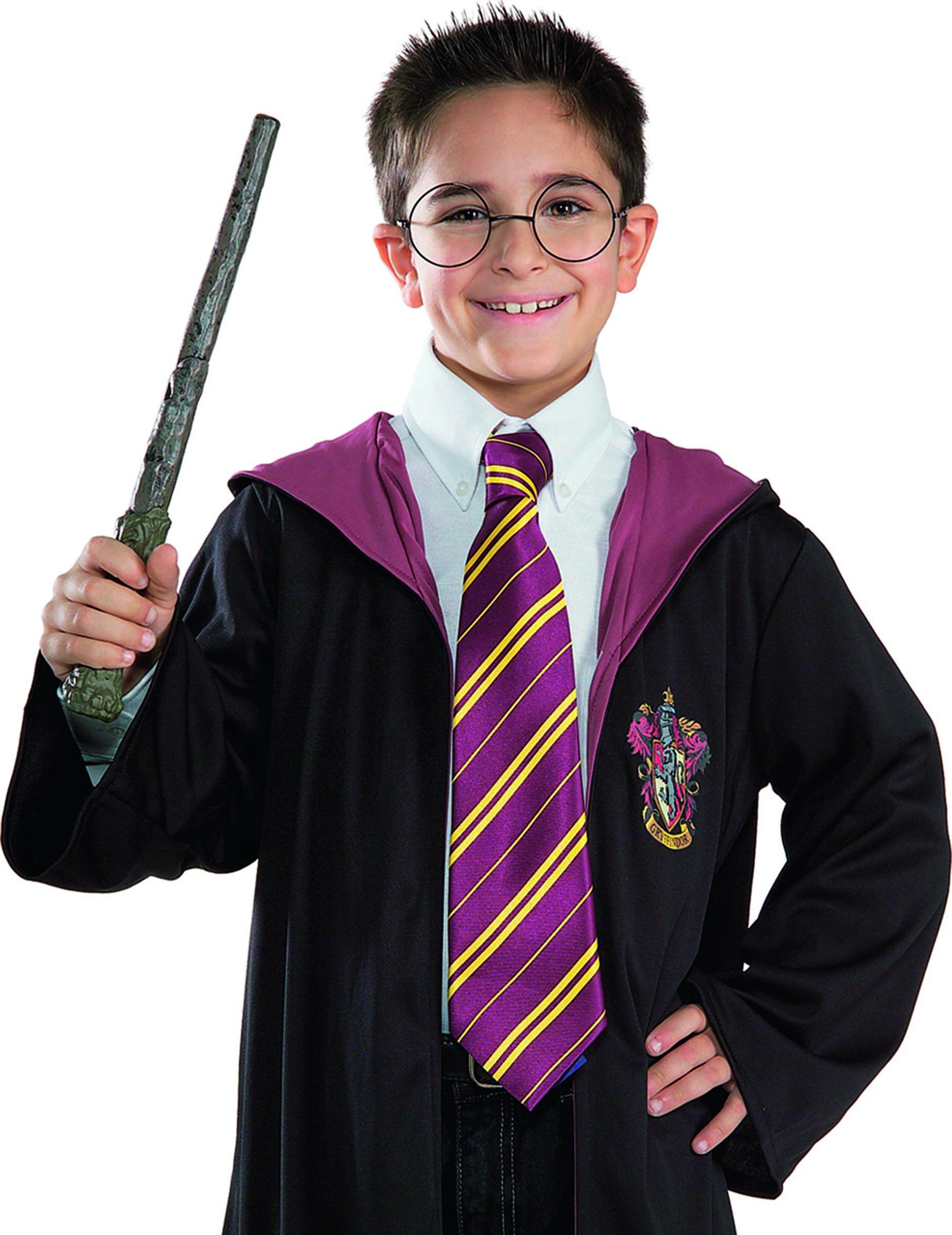 Bambini Bambine Harry Potter Bacchetta Magica UFFICIALE Libro Giorno Costume Accessorio