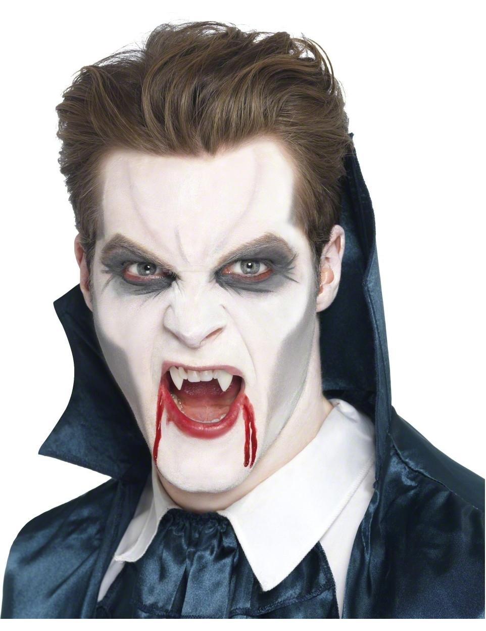 Denti da vampiro Halloween su VegaooParty 1565ad54ea25