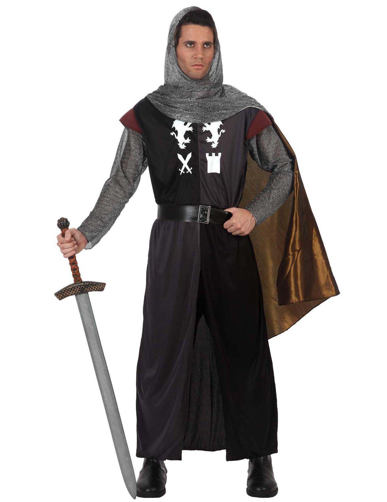Più scura Costume Cavaliere
