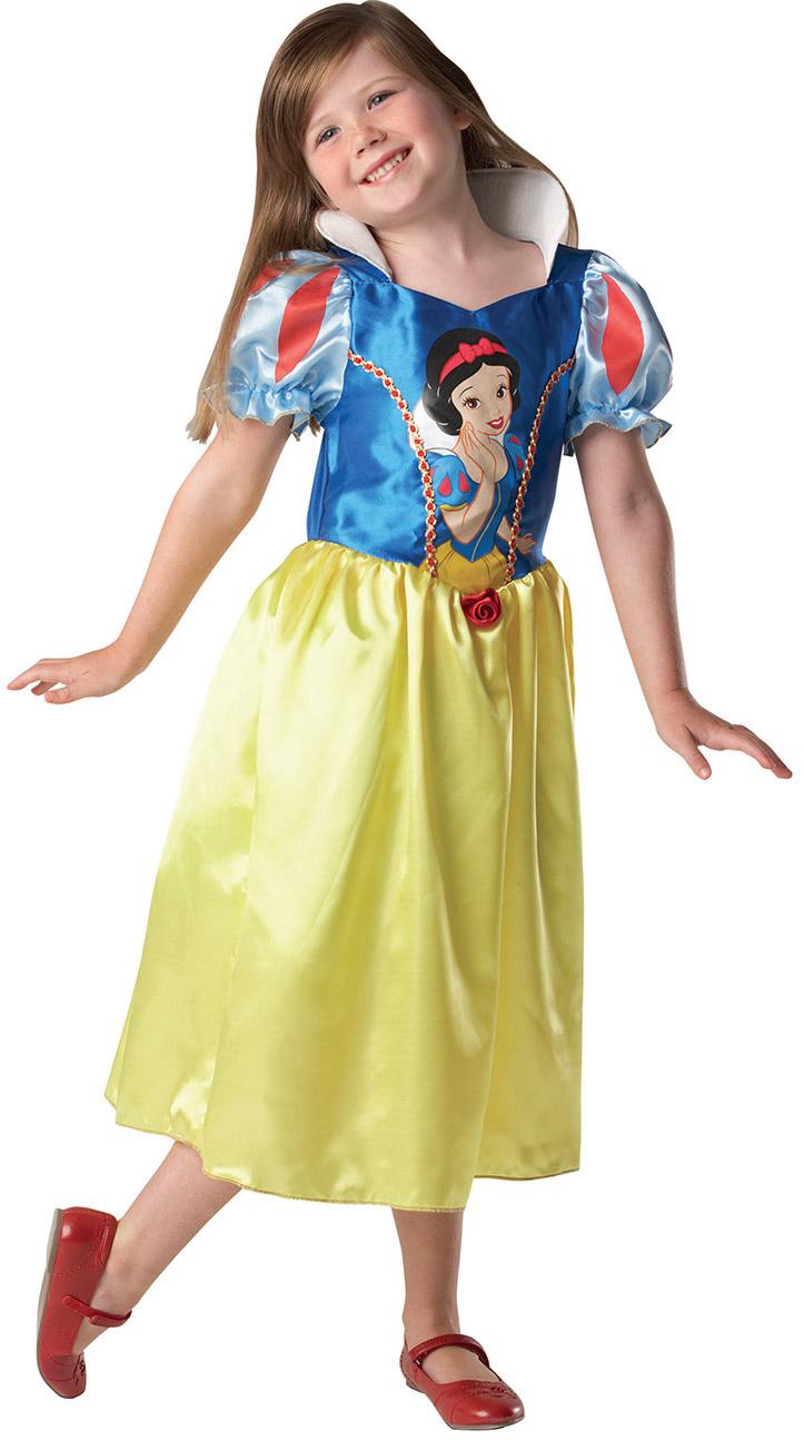 8ce7ccec39f64 Costume carnevale Biancaneve™ su VegaooParty