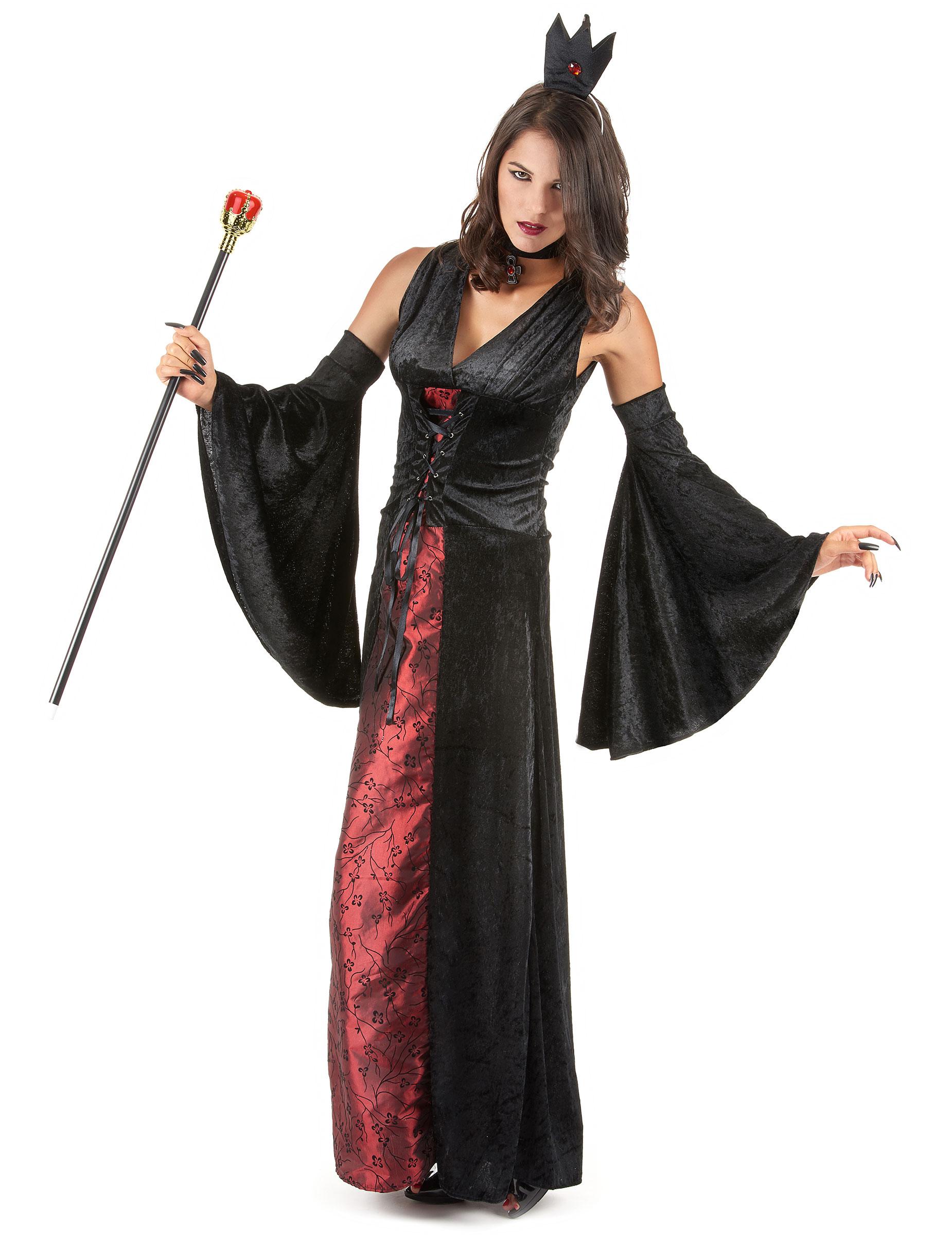 Costume per donna vampira su VegaooParty 93ac83886633