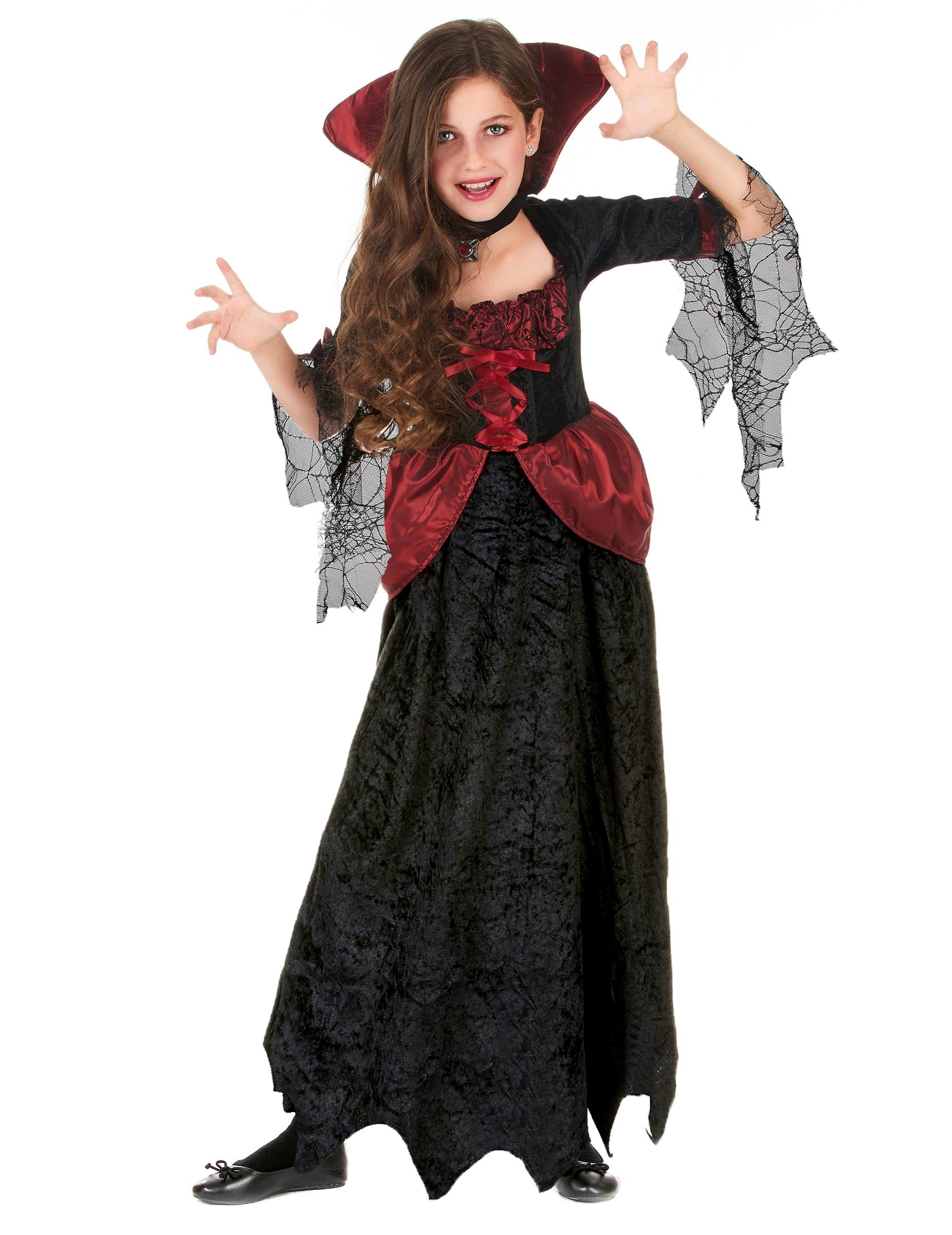 Costume vampira per bambina su VegaooParty b62a3eeb0aeb