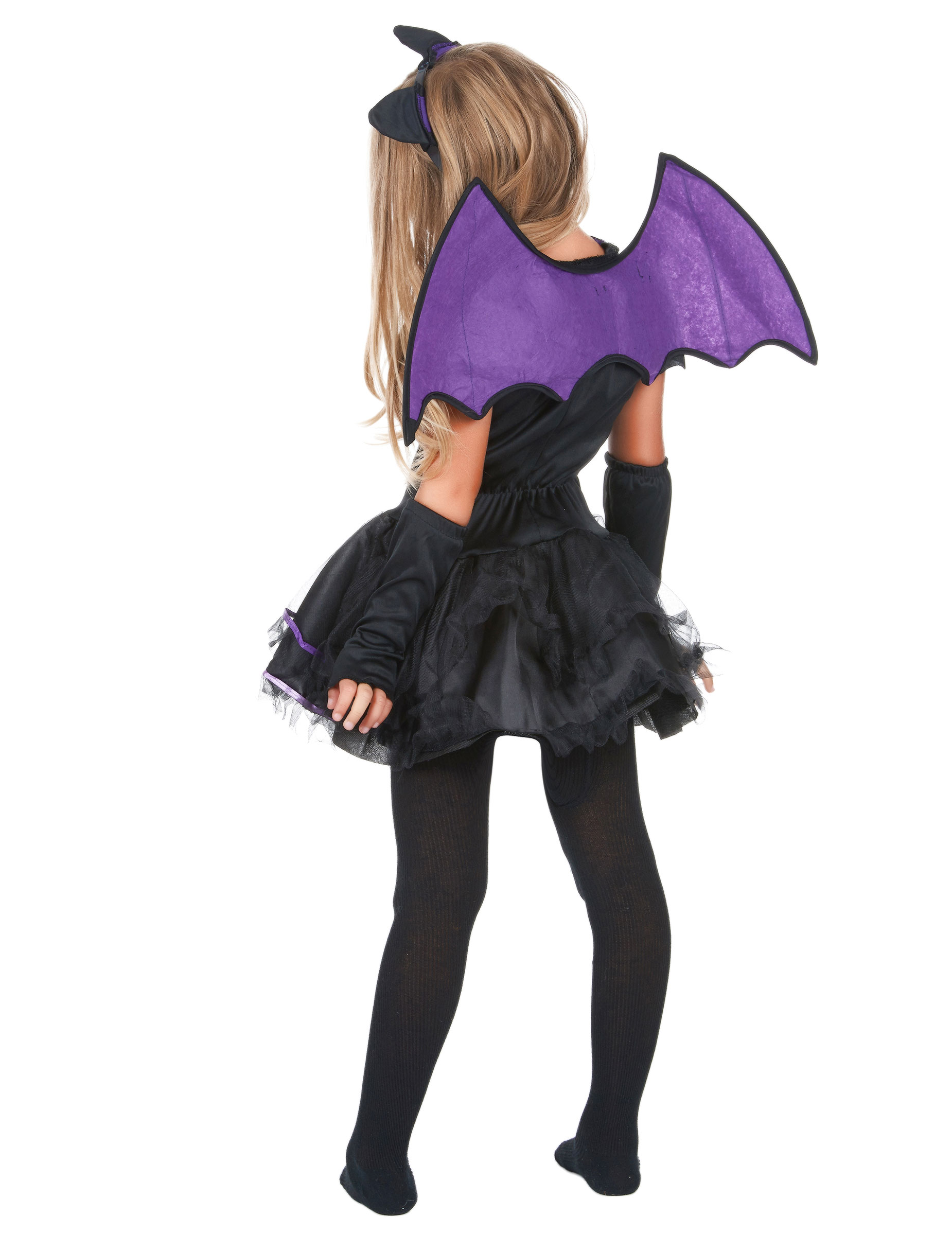 Costume da pipistrello viola per bambina su VegaooParty 9720c637c1d9