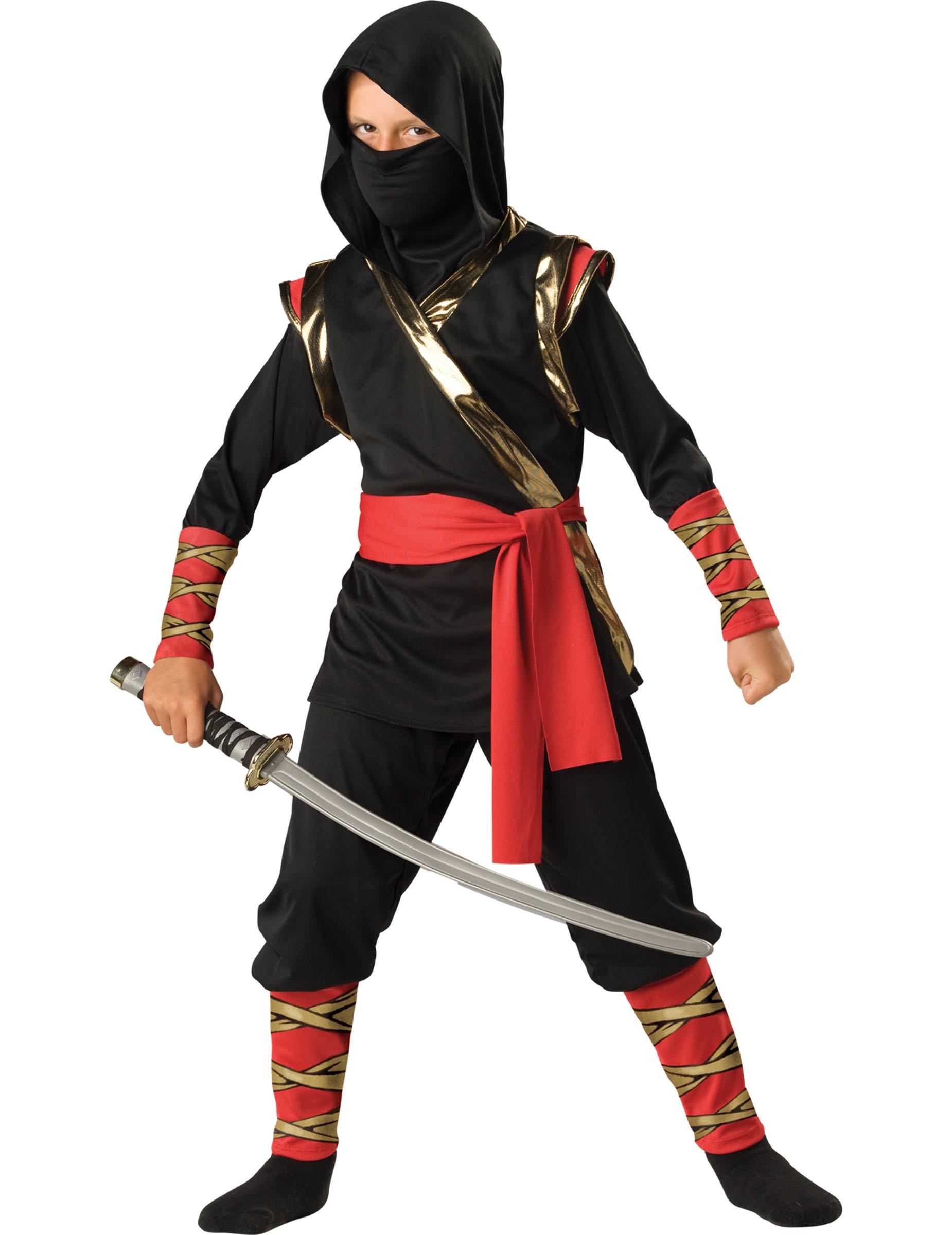 scarpe sportive A basso prezzo qualità Costume ninja per bambino , - Premium su VegaooParty, negozio di articoli  per feste