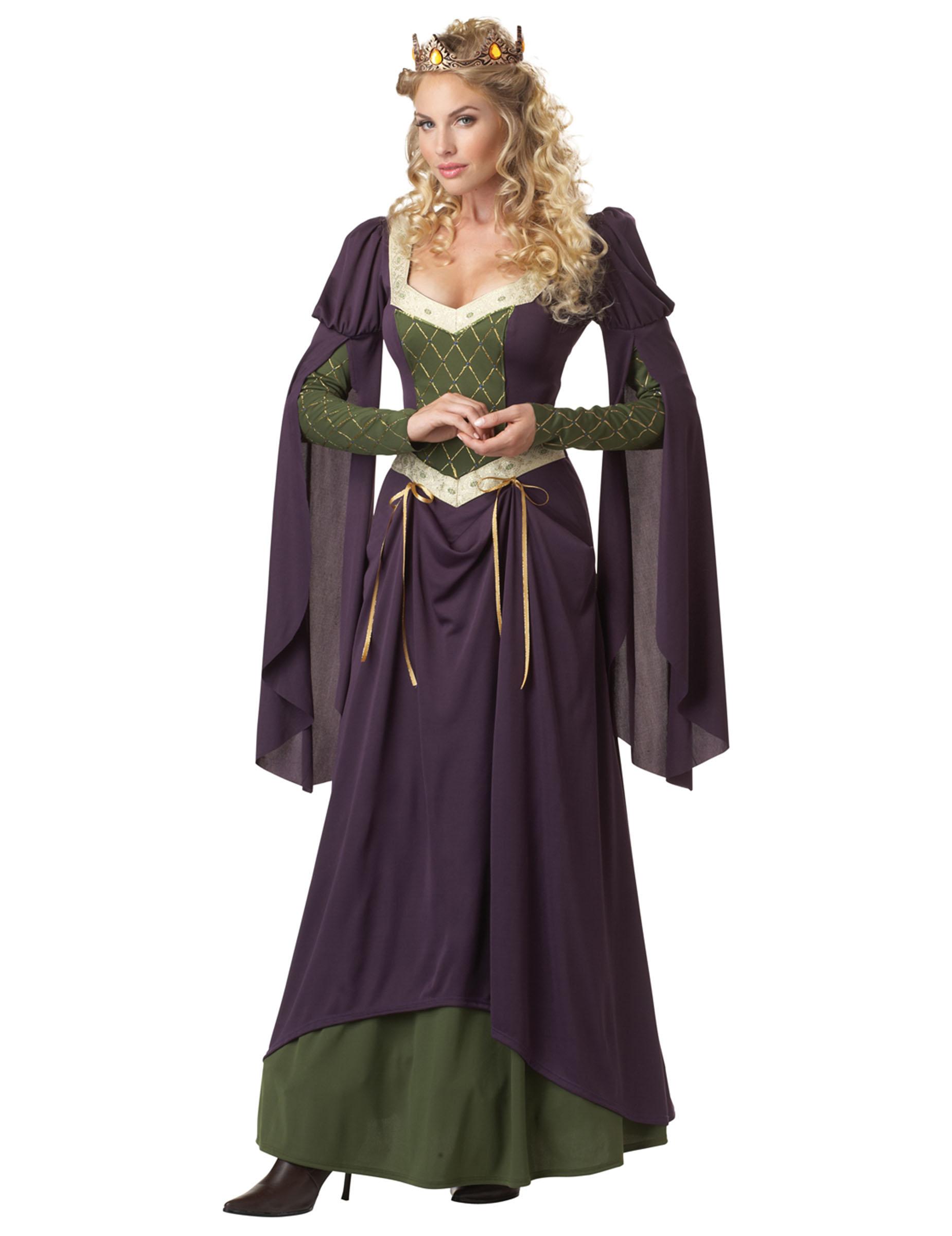 79bddd48a02e Costume da dama del Rinascimento per donna su VegaooParty