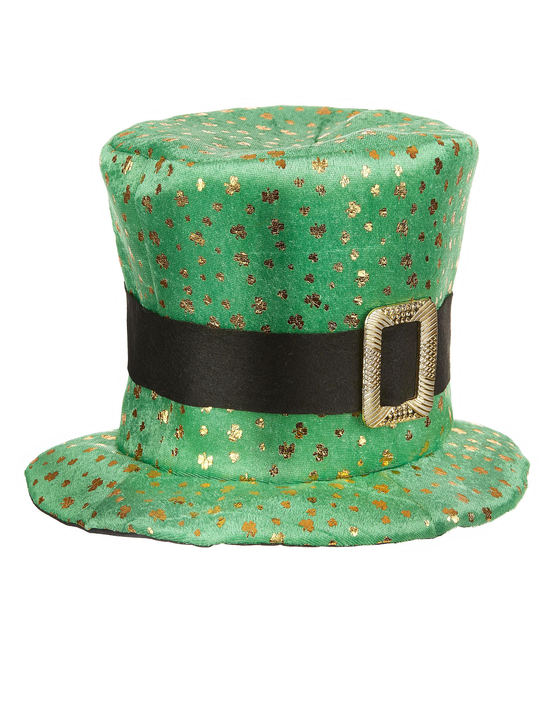 Cappello verde a cilindro per San Patrizio su VegaooParty f5cdaf1605e6